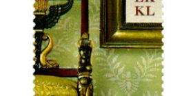 Antiikkia I - Empire ja funktionalismi  postimerkki 1 luokka