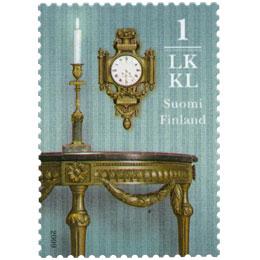 Antiikkia III: Kustavilaisuus  postimerkki 1 luokka
