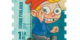Duudsonit - Jarno  postimerkki 1 luokka