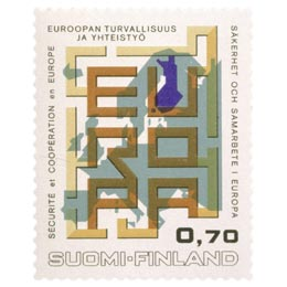 ETYK I-vaihe  postimerkki 0