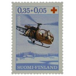 Ensiapu  postimerkki 0