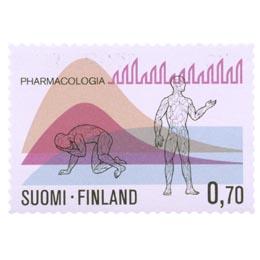 Farmakologia  postimerkki 0