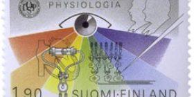 Fysiologia  postimerkki 1
