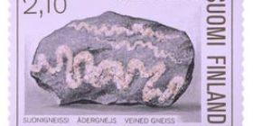 Geologia - Suonigneissi  postimerkki 2