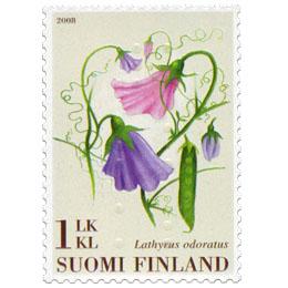 Hajuherne  postimerkki 1 luokka