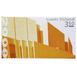 Helsinki 2000 - Finlandia-talo  postimerkki 3