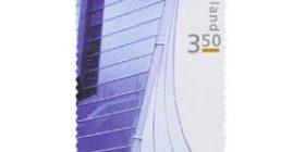 Helsinki 2000 - Kiasma  postimerkki 3