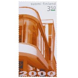 Helsinki 2000 - Lasipalatsi  postimerkki 3