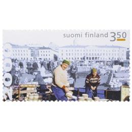 Helsinki 2000 - Silakkamarkkinat  postimerkki 3