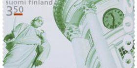 Helsinki 2000 - Tuomiokirkko  postimerkki 3