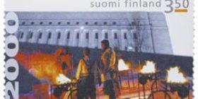 Helsinki 2000 - Valon voimat -festivaali  postimerkki 3