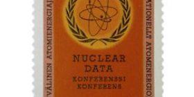 IAEA:n konferenssi  postimerkki 0