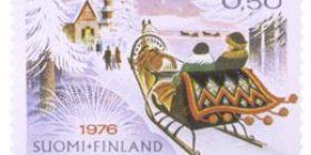 Joulukirkko  postimerkki 0