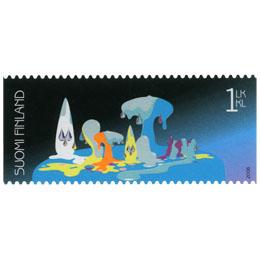 Juhlitaan - Kakku  postimerkki 1 luokka