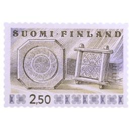Juustomuotit  postimerkki 2