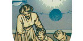 Kansakoulusta Pisaan - Kouluopetus  postimerkki 1 luokka