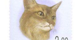 Kissoja - somali  postimerkki 2
