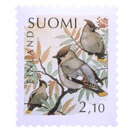 Linnut - Tilhi  postimerkki 2