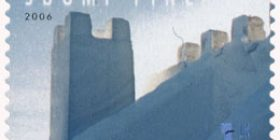 Lumiteoksia - Lumilinna