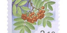 Maakuntakukat - Pihlaja  postimerkki 2