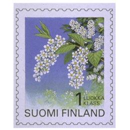 Maakuntakukat - Tuomi  postimerkki 1 luokka