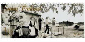 Maalaisromantiikkaa - Lavatanssit  postimerkki 1 luokka