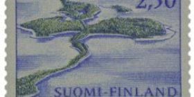 Malli 1963 Punkaharju  postimerkki 2