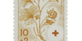 Marjoja - Suomuurain oranssi postimerkki 10 markka