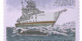 Merentutkimusalus Aranda  postimerkki 2