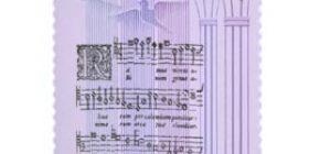 Musiikki ja musiikinopetus  postimerkki 2