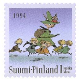 Muumeja - Tove Jansson
