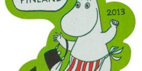 Muumisuosikit - Muumimamma  postimerkki 1 luokka