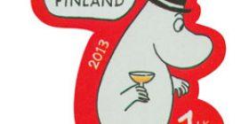 Muumisuosikit - Muumipappa  postimerkki 1 luokka