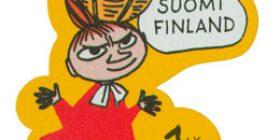 Muumisuosikit - Pikku Myy  postimerkki 1 luokka