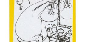 Muumit sarjakuvissa - Tove Jansson