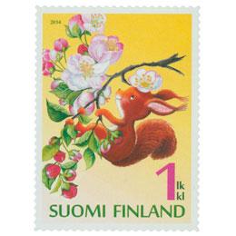 Onnea!  postimerkki 1 luokka