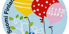 Onnenpuu - Ilmapallot  postimerkki 2 luokka