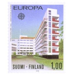 Paimion parantola  postimerkki 1 markka