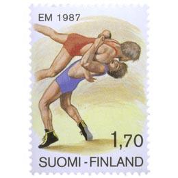Painin EM-kilpailut  postimerkki 1