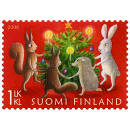 Piirileikki  postimerkki 1 luokka