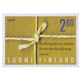 Postimyynti 100 vuotta  postimerkki 2
