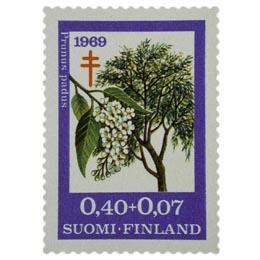 Puulajeja - Tuomi  postimerkki 0