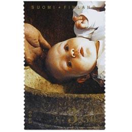 Riemuvuosi 2000 - Kaste  postimerkki 3