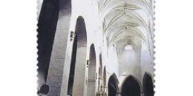 Riemuvuosi 2000 - Kirkkosali  postimerkki 3
