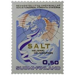 SALT-neuvottelut  postimerkki 0