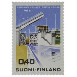 Saimaan kanava  postimerkki 0