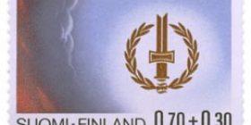 Sairaala sotavammaisille  postimerkki 0