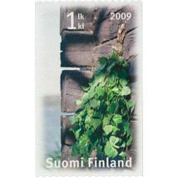 Sauna - Vasta  postimerkki 1 luokka