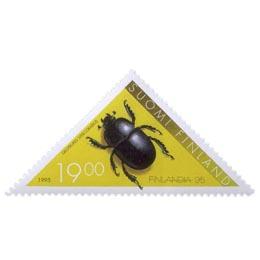 Sontiainen  postimerkki 19 markka