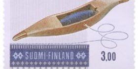 Sukkula  postimerkki 3 markka